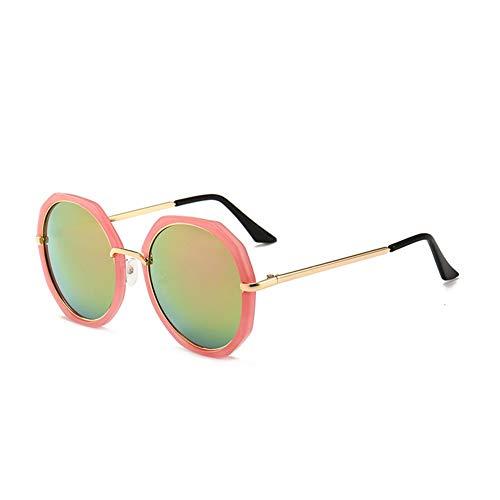 sol D las NIFG marco de de de gafas Gafas sol redondas metálico del 7xFRPAqH7