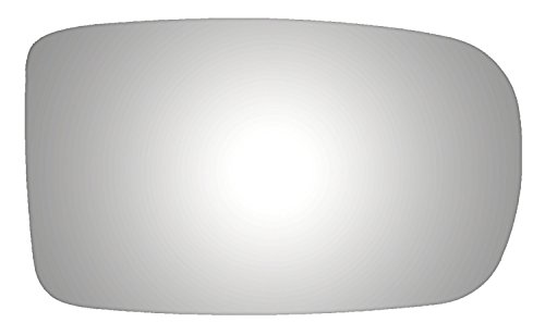 Burco 5465 Convex Passenger Side Replacement Mirror Glass for Chrysler 200, 300, Dodge Charger (2011, 2012, 2013, 2014, 2015, (Chrysler Side Mirror)