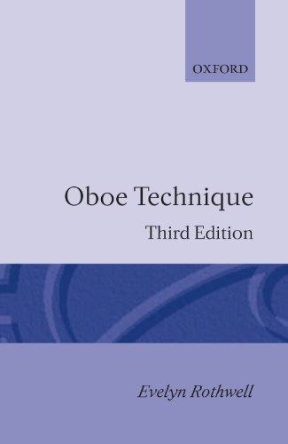 Oboe Technique