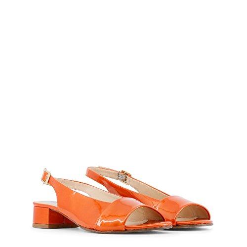 Arnaldo Toscani 3280100 Sandalette Damen Orange 38 OkVFzXb