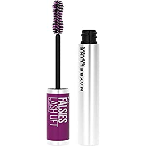 Maybelline New York – Mascara Effet Faux Cils – The Falsies Lash Lift – Couleur : Noir, 9,6 ml