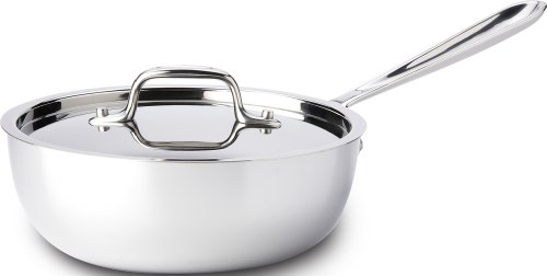 All Clad 4212 Stainless Dishwasher Cookware