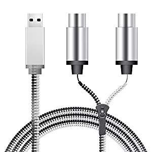 Zipper Midi Cable