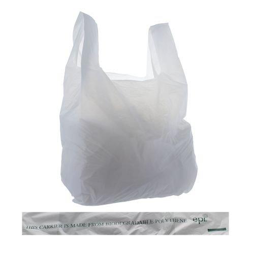Deli Supplies Bolsas biodegradables de polietileno para ...