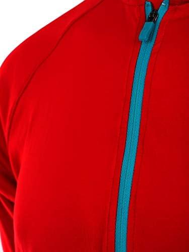 TAO Sportswear Herren Zip Shirt ZENTOURION Running