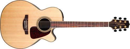 Takamine GN93CE-NAT Nex Cutaway Acoustic-Electric Guitar, Natural ()