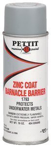 Zinc Coat Barnacle Barrier 16Oz Spray Zinc Coat Barnac Barrier ()