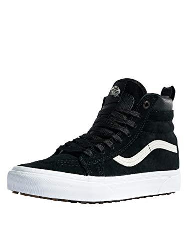 Vans Herren Sk8-Hi Hightop Sneaker (Mte) Black/Night/True White