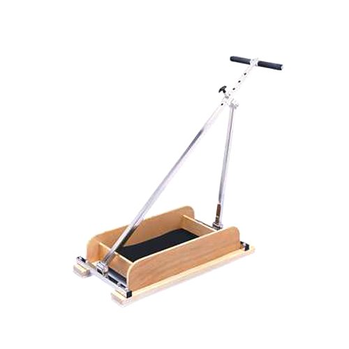 Fabrication Push-Pull Sled and Cart with Accessories Box by Fabrication