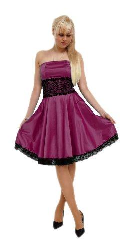 Young-Fashion - Vestido - Noche - para mujer morado