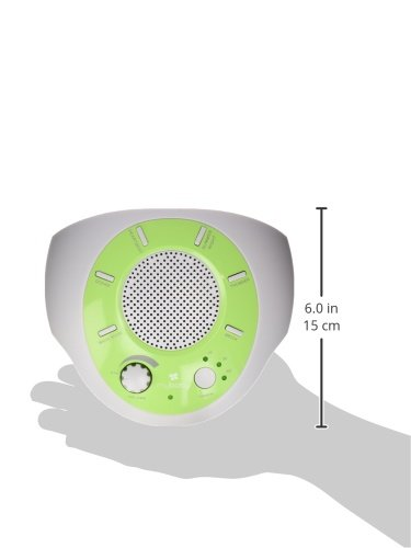 Large Product Image of myBaby SoundSpa Portable Machine, Plays 6 Natural Sounds, Auto-Off Timer, Portable for New Mother or Traveler, Battery or Adapter Operated, MYB-S200