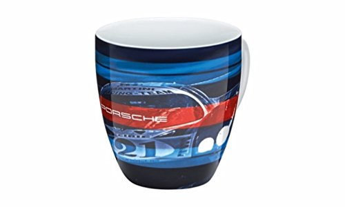(Genuine Porsche 917 Long Tail #21Collector's Coffee Cup Mug)