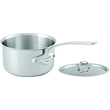 Amazon Com Mauviel Made In France M Cook 5 Ply Stainless