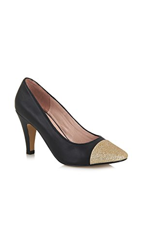Yull Noir Yull Escarpins Shoes Femme Shoes Xxxq7w65