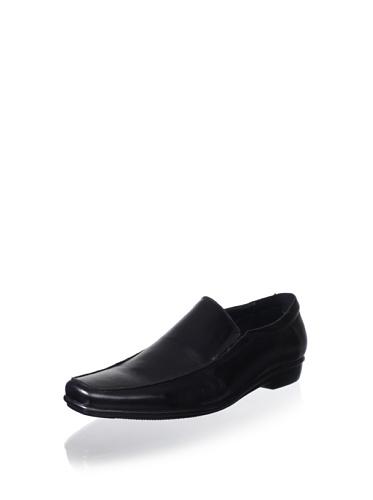 Bacco Bucci Men's Dress Loafer, Black, 12 M US
