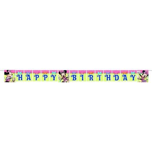 Minnie Bows Banner Plastic, Health Care Stuffs