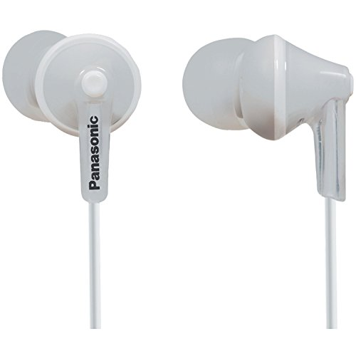 Take Panasonic Wired Earphones - Wired , White (RP-HJE125-W) wholesale