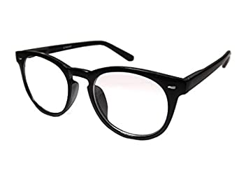 Amazon.com: Round Retro Square Reading Glasses with