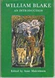 img - for William Blake : An Introduction book / textbook / text book