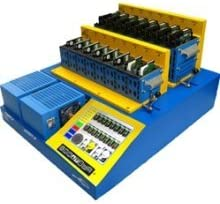Rapid Image 7020CS IT 3.5 SAS//SATA//IDE//CF//uSATA Hard Drive Duplicator