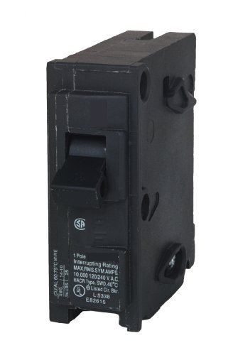 Pole 35 Amp (Siemens Q135 35-Amp 1 Pole 120-Volt 10-Kaic Circuit Breaker Size: 35 Amp, Model: Q135 (Tools & Outdoor gear supplies))