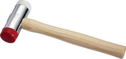 SAM Outillage 320-28D Massette manche bois Haute performance 250 g Diam/à/štre 25 mm