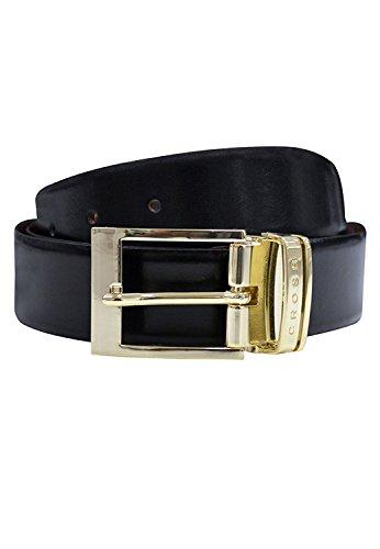 CROSS Men Formal Genuine Leather Belt Classic Century (AC018149-2) BLK/BRWN