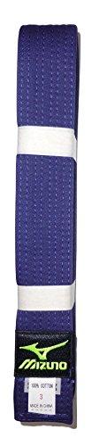 Mizuno Belt, Purple, 4 - Belt Black Mizuno