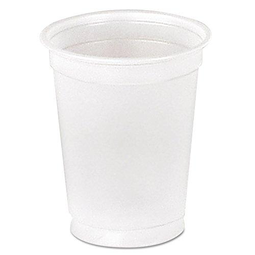 SOLO CUPS - Plastic Cups, 5 Oz., Cold, Translucent ( DCCP5CT ) ( P5CT )