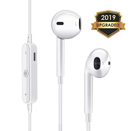 Wireless Bluetooth Headphones – in-Ear Headphones – Bluetooth Earphones Headset Wireless Earbuds Headphones for Sports, Gym, Running