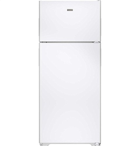 HOTPOINT GIDDS-290027 Hotpoint 18.1 Cu.Ft. Top-Freezer Refrigerator, White, Reversible Door Swing