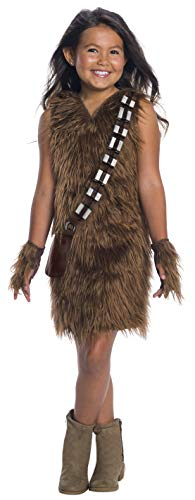 Rubie's Star Wars Classic Child's Deluxe Chewbacca Dress, Large