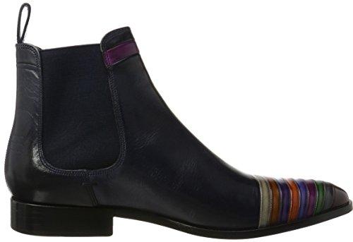 Chelsea Multicolore Navy Elast crust Homme Ls Hamilton Navy amp; Blk Boots Crust Multi 4 Riley Melvin Blk UR0IPqfw