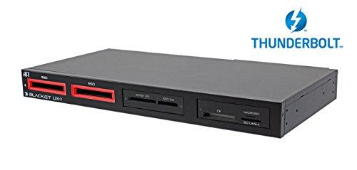 Blackjet UX-1 Thunderbolt 3 Cinema Dock Video Workflow ()