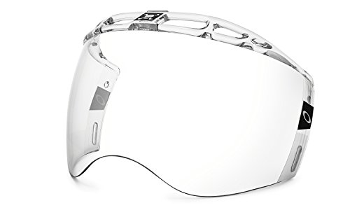 Oakley Large Certified Cut Hockey Visor, Clear, One - Hockey Ice Oakley Visor