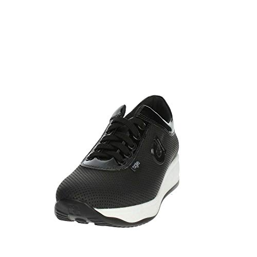 By 1315 Agile Donna Sneakers Rucoline Nero 37 1wE0qxCE