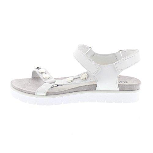 Femme bianco Femme Femme Sandales Bianco Blanc Blanc Bianco 5805100 Sandales Sandales Bianco Blanc 5805100 bianco OHnAI18q