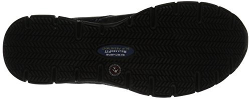 On Black Certo Pista 77020 Lavoro Slip Verteen Skechers SEq0Yvz1