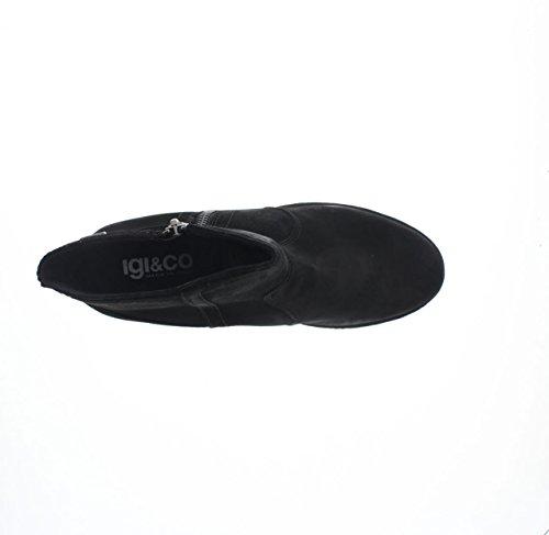 IGI & CO 6820 camoscio nero 100 Taglia 39