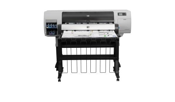 HP Designjet T7100 - Impresora de gran formato (123.3 m2/hr, 1200 ...