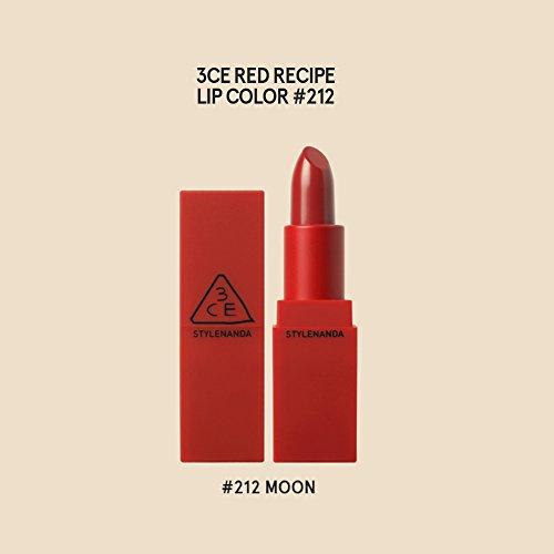 3CE Stylenanda Red Recipe Matt Lip Color ()