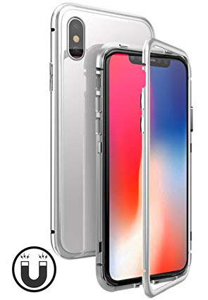coque iphone xr magnetique antichoc