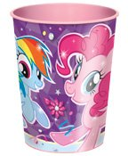 My Little Pony 16 ounce party favor cup 1ct.