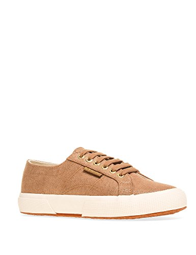 Size SUPERGA 2750 Women's Beige Dye in 37 Sneakers Tye POO0prUwq