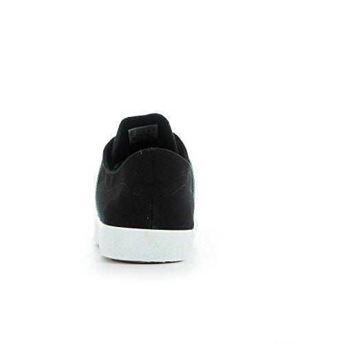 Adidas Originals Men's Adi-Ease Surf Shoes-Black/Solar Blue/White-10