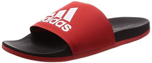 Adidas Men's Adilette Comfort Red Flip-Flops-7 UK (F34722) (B07MBGR2NP) Amazon Price History, Amazon Price Tracker