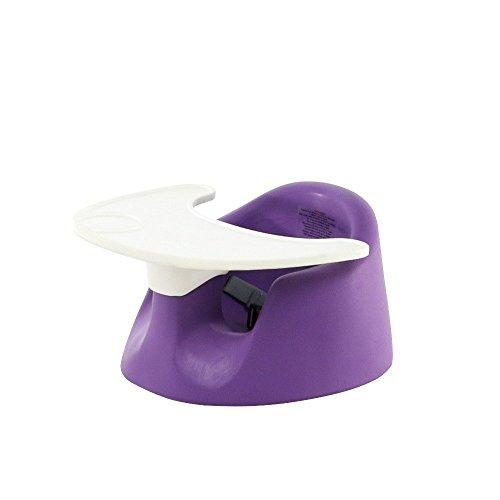 Silla para bebé con mesa de regalo sillita (Morado)