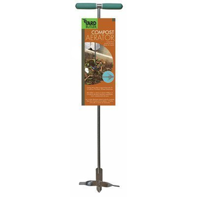Yard Butler Ca-36 Compost Aerator by Lewis N. Clark