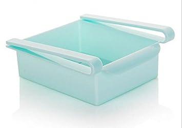 Mini Kühlschrank Blau : Mini kühlschrank aufbewahrungsregal stück für kühlschrank