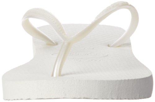 Havaianas Slim Weiß 378 39/40EU